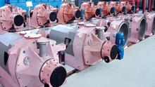 NEW Paper pulp refining machine/ Paper making double disc refiner machine