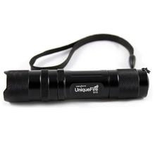S10 mini size aluminum casing 3w 200 lumens rechargeable cree q5 led flashlight