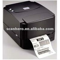 TSC TTP244 pro label barcode printer