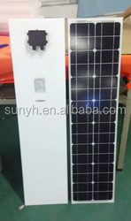 sola panel for integration street light 25W 34W 45W 90W