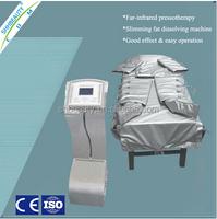 Air pressure slimming/ 2015 pressotherapy far infrared body contouring machine/ infrared pressotherapy
