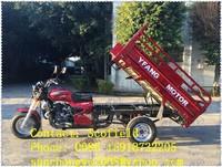 Egypt 150cc cargo motorbike