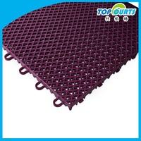 Polypropylene(PP) outdoor volleyball court flooring court flooring