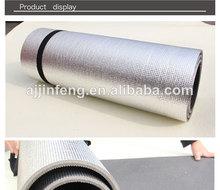Bien- calificado material aislante de calor