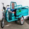 oem completo e acessórios triciclo elétrico para carga