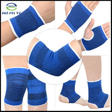 High Quality Elastic Support Brace Knee Palm Wrist Calf Thigh Ankle Elbow Sports Brace Support