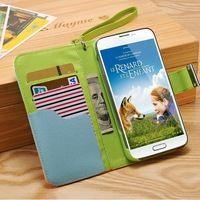 Wide Varieties Young Color Flip Leather Cover Case for Samsung Galaxy S5