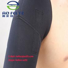 Magnetotherapy neoprene elastic shoulder brace support for sport