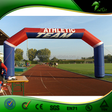 Sports Events Inflatable Finish Arch , Custom Durable Inflatable Arch