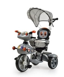 2015 Baby Tricycle BTY619 With European Quality Standard