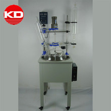 KD continuous stirred tank reactor for laboratory