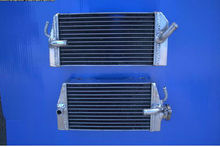 Aluminum Motorcycle Radiator for Kawasaki KX125 KX250