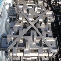 HITACHI KH150 track shoe track plate crawler crane parts