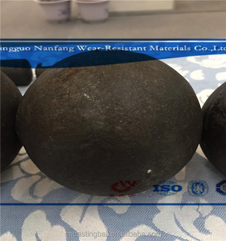 2017 Производитель ISO литой шарового измельчения сми мяч