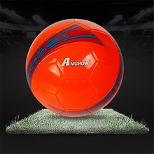 laser pvc machine stitched soccer ball/new design pvc football