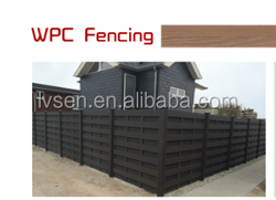 water resistance outdoor furniture Engineered wpc fence