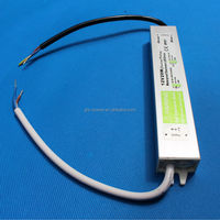 2 Years Warranty 12V 20W Waterproof LED Module Power Supply, led power transformer 20w with CE RoHS FCC cer