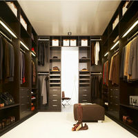 European modern bedroom wardrobe designs