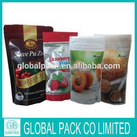 Wholesale Food Packaging With Zipper