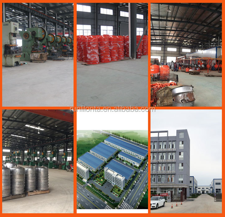 capacity 80L-200L portable cement mixer