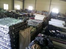 woven fabric stock