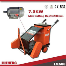 New design type construction machine Small Walking Diesel Engine Concrete Road Saw