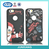 2015 new product!!!wholesale alibaba OEM christmas mobile phone case for iphone6