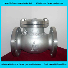 Ductile Iron/Cast Iron/carbon steel Flanged Swing Check Valve