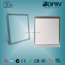 600mm*600mm pure led panel light CE ROHS approved panel lamp
