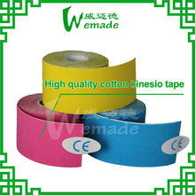 kinesiology therapy sports rock cure mixed creative color multifunction physics tape physicoherapic kinesio tapes ortopedic tape