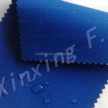 XINXINGFR brand 280gsm cotton polyester water oil dirt repellent fabric for chemical clothing