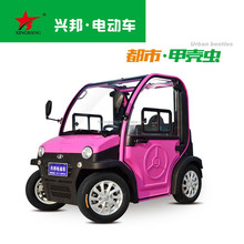 electric mini passenger car with two seat