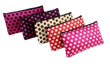 Fresh color small cosmetic bag/coin bag/purse kit