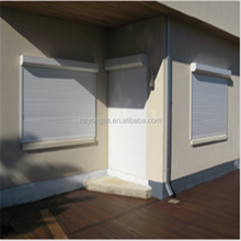 economic type aluminum roller shutter window