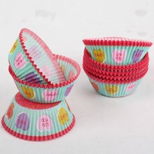 Muffin paper cake cup hot new products for 2015 Lines Cake Cup Paper