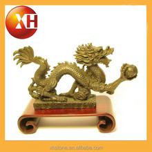 dragone cinese statua testa e le immagini