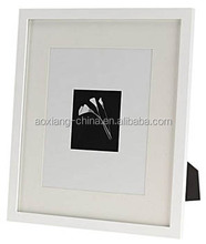 Two usage table top and wall frame Matted for Single opening Mother Picture Frames
