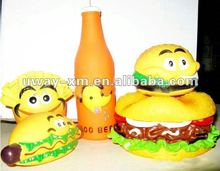 UW-MP-62 Festival party series plastic pet toys for playing and amusement