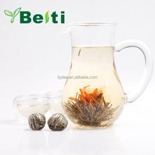 High quality beautiful art blooming flower tea F15