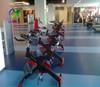 Great Popularity Impact plastic School Gymnasium PVC Sport Floor for indoor gym