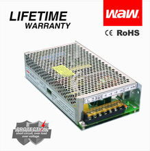 200W Mini Size AC to DC Switching Power Supply MS-200-12 150w 12v 16.5a with CE ROHS