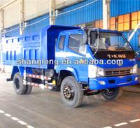 4x2 Dump Truck Carrier Truck For Sell