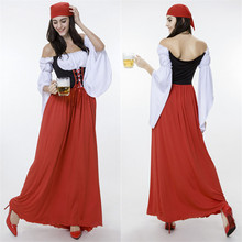 Lover-Bird.Net wholesale 2015 Halloween sexy costumes Super Luigi mario bros woman costume Mens Boys Adult Kids fancy dress Cost