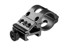 Vector Optics 1inch 25.4 mm Laser & Flashlight Tactical Defense to Side Offset Weaver Mount Ring Bracket