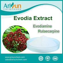 Factory Supply 5%-98% Evodia Fruit P.E. Powder/Evodia Fruit P.E.