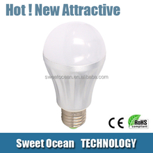 High brightness Low power consumption 5W led bulb