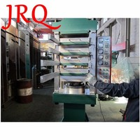 Scrap Tyre Powder To Rubber Tile Production Line/rubber Ground Mat Making Machine