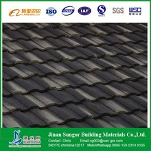 Good Quality Colorful Stone Coated Metal Roofing Tiles