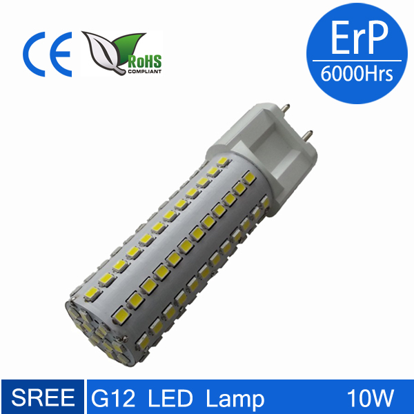 70w Metal Halide Lamp Led Replacement: Replace 70W Metal Halide Light G12 10W Led Lamp For Home/office