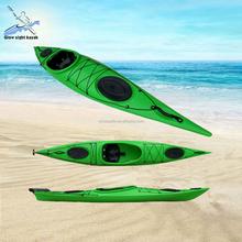 Manufacturer New design plastic LLDPE kayak /clear fishing boat/ canoe